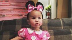 Chrissy Teigen a déguisé sa fille de nombreuses fois cette semaine: