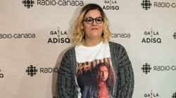 ADISQ 2016: tout le monde adore le t-shirt de Gerry Boulet de Safia