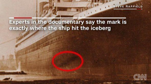 De nouvelles photos du Titanic sèment le doute sur les causes de son