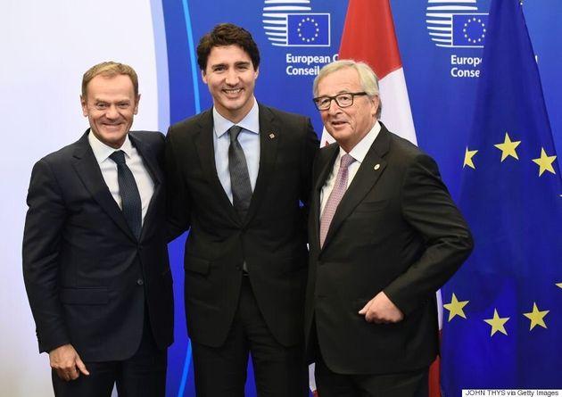 L'UE et le Canada signent leur accord de