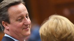 David Cameron dit au revoir au poste de premier