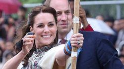 Kate Middleton est tout simplement