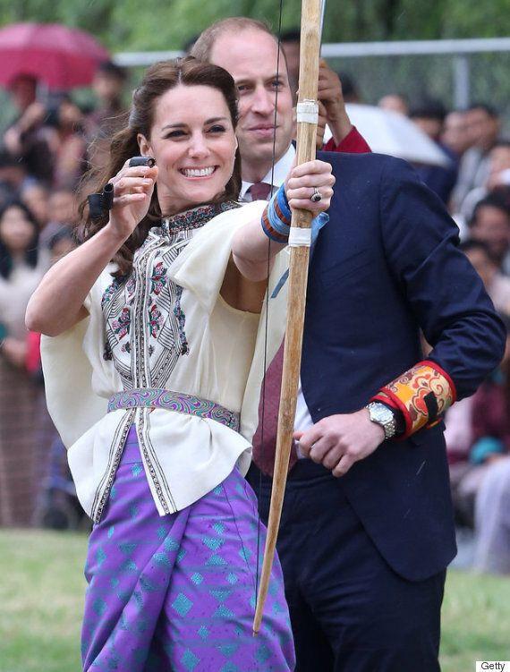 Kate Middleton est tout simplement resplendissante