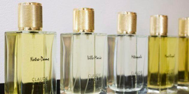 Un créateur de parfum souligne le 375e anniversaire de