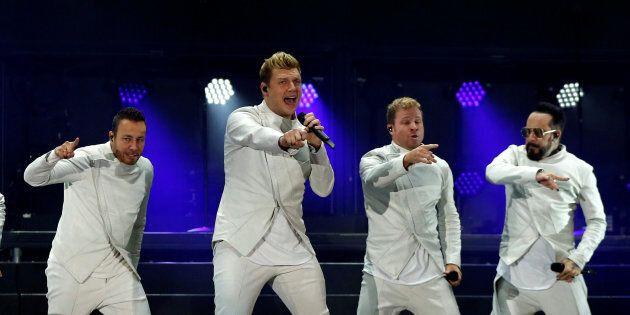 Les Backstreet Boys seront de passage à Québec le vendredi 9 juillet