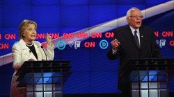 Présidentielle: débat à haut risque pour Clinton et Sanders à New