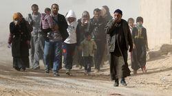 L'offensive pour libérer Mossoul progresserait lentement mais
