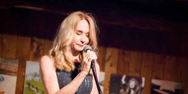 Nathalie Coupal rend hommage à Joni Mitchell