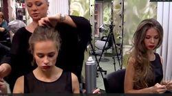 Voici le secret de la coiffeuse la plus rapide au monde