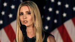 Ivanka Trump reconnait que certaines déclarations de son père la mettent mal à