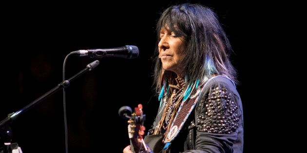 Collaboration explosive entre Buffy Sainte-Marie et Randy Bachman à