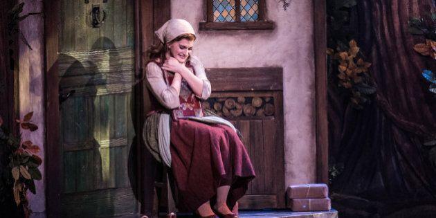 Une très divertissante «Cinderella» à la Place des Arts