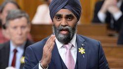 Les libéraux ont une «haine viscérale» de l'armée, accuse l'opposition