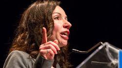 Martine Ouellet présente sa stratégie référendaire