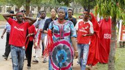 Boko Haram diffuse une vidéo de 15 des 276 élèves enlevées au