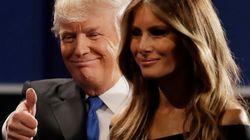 Melania Trump accepte les excuses de son