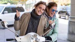 Emma Watson et Sophie Grégoire Trudeau semblent être de bonnes