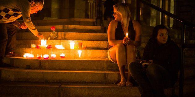 Hommage aux victimes, 13 juillet