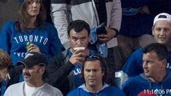Le partisan des Blue Jays ayant lancé une bière est accusé de