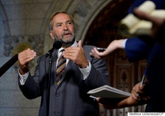 Des conservateurs votent contre une motion du NPD pour condamner