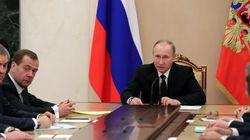 Sanctions américaines: Poutine corrige le