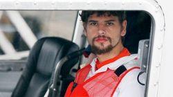Naufragé pendant huit jours dans l'Atlantique : un sauveteur