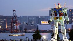 Une épreuve pour les robots aux Jeux olympiques de