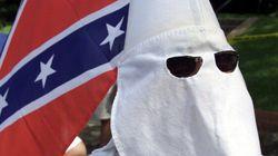 Un ex chef du KKK apporte son soutien à Marine Le