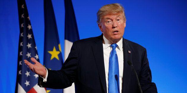 Trump est un danger pour les Américains qui ne font pas partie du 1% les plus riches, un danger pour...