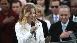 Elle a chanté pour Trump... et elle est vraiment