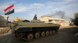 L'offensive sur Mossoul a