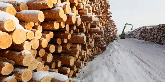 Des analystes croient qu'une entente serait possible dès août concernant le bois
