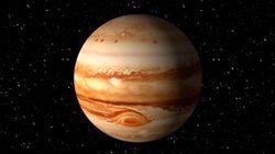 La Nasa a découvert de possibles jets de vapeur d'eau sur une lune de