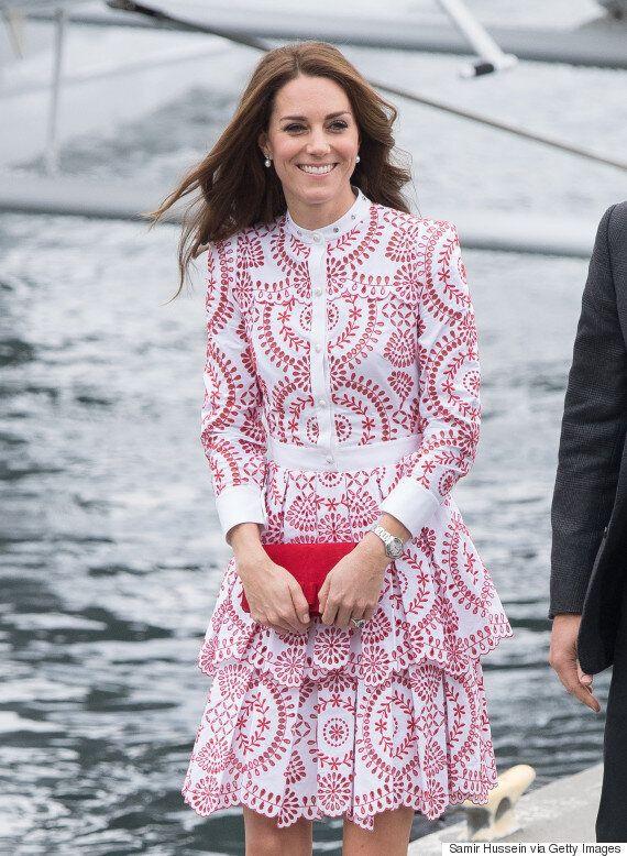 Fans du style de Kate Middleton? Vous serez ravis