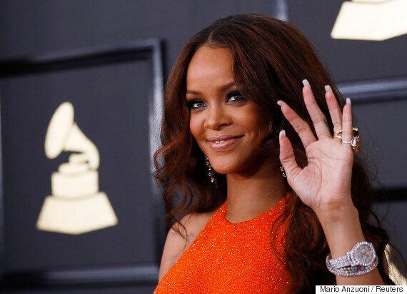 Rihanna nommée personnalité humanitaire de l'année par