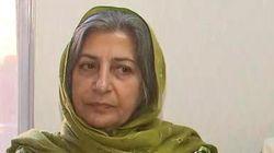 La militante iranienne Roghayeh Azizi Mirmahalehi restera au
