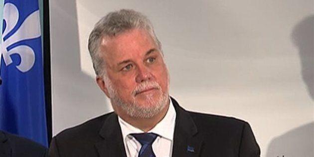 Cote de crédit de Bombardier: Philippe Couillard refuse de