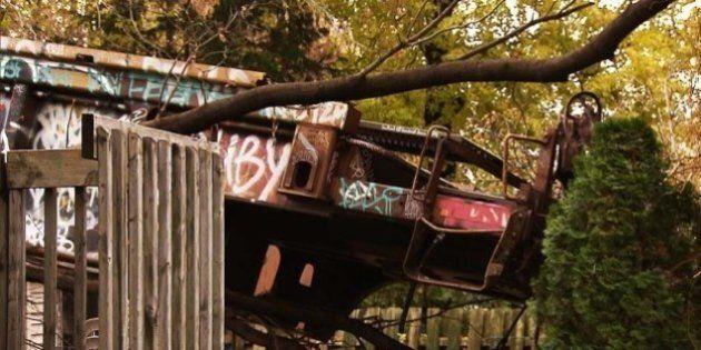 Un acte de vandalisme aurait causé le déraillement dans l'est de Montréal en