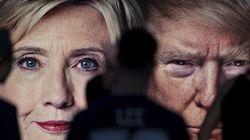 Clinton vs Trump: un combat à