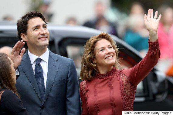 Sophie Grégoire Trudeau et Kate Middleton sont ravissantes à