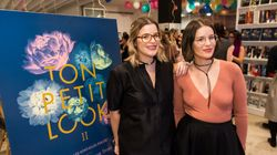 Styles de soirée: lancement du livre «Ton Petit Look 2, Les filles sont-elles