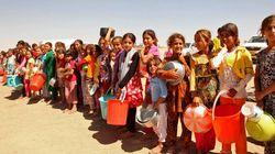Des yézidis rencontrés en Irak disent être impatients d'arriver au