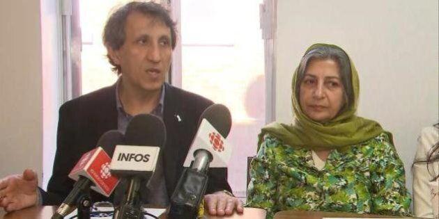 La femme iranienne menacée d'expulsion trouve des appuis à
