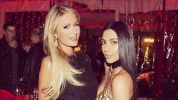 Kim Kardashian et Paris Hilton enfin