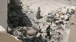 Déluge de feu sur Alep
