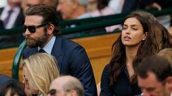Les caméras de Wimbledon ont surpris Bradley Cooper et Irina Shayk en pleine
