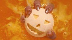 Ces bombes de bain Lush d'Halloween sont à
