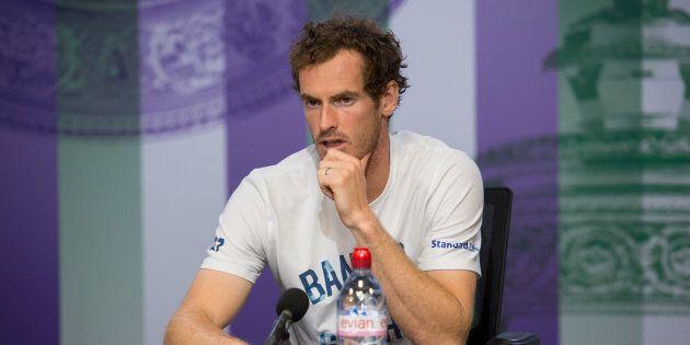 Andy Murray a remis à sa place ce journaliste ayant fait une remarque
