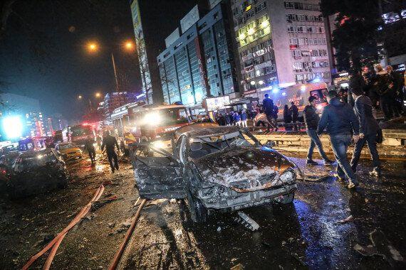 «Serez-vous Ankara?», demande un Britannique sur Facebook après l'attentat en