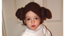 La princesse Leia a inspiré des milliers de petites filles qui lui rendent aujourd'hui